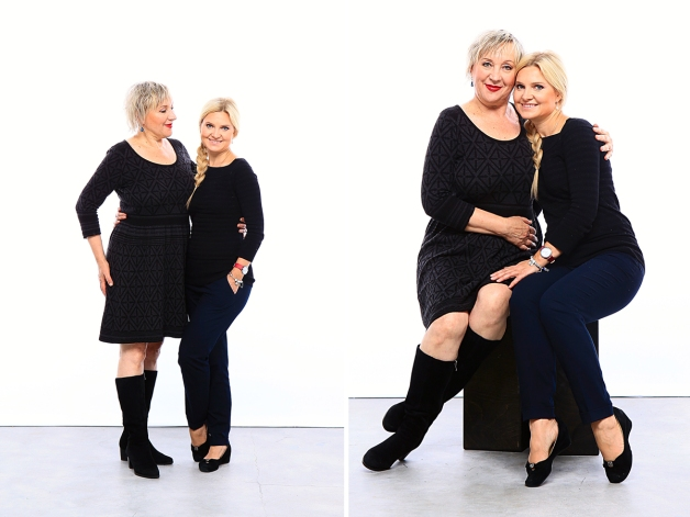 Mother and Daughter Photo Shoot at Blink Inc