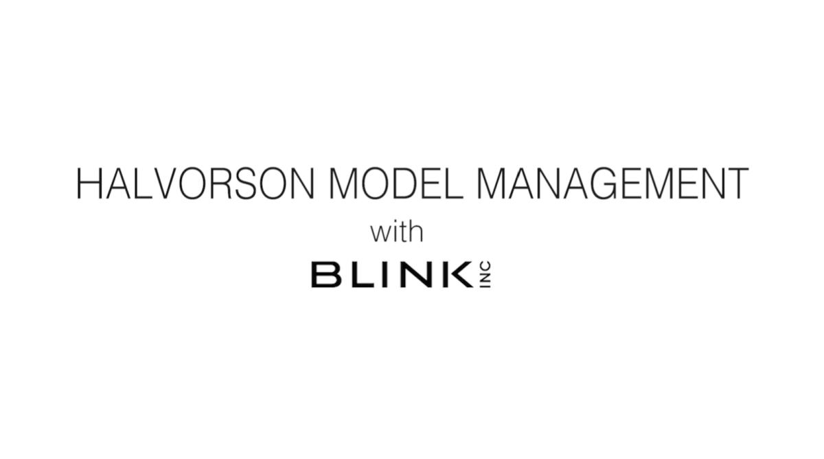 HMM Model Photo Shoot Blink Inc