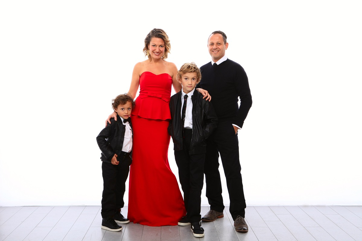 Fun Family Photo Sessions for the Holidays at Blink Inc