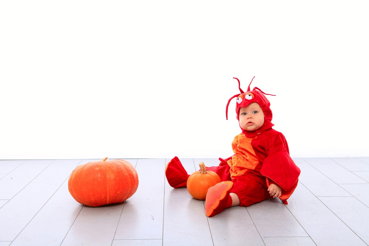 Halloween Costume Photo Shoot at Blink Inc