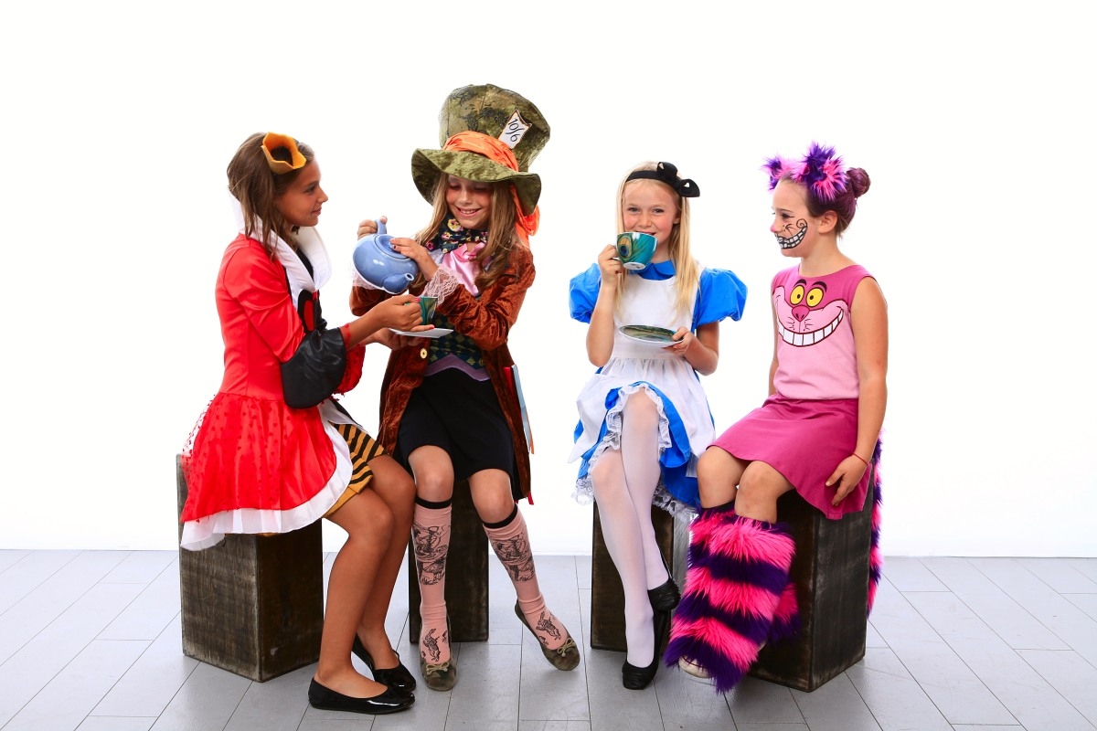 Halloween Costume Photo Shoot at Blink Inc