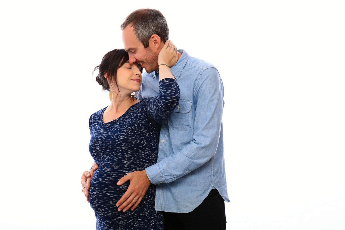 Blink Inc Maternity Photography Session